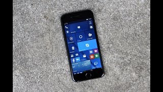 How to turn your iphone or andriod phone into a windows 10 phone working 100% legit October 2018