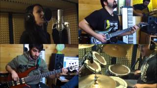 Dream Theater - Peruvian skies (Split Screen cover) - Redshift Riders