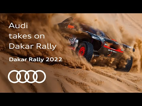 Audi's Road to Dakar