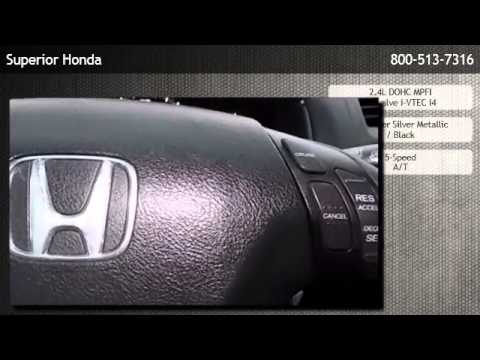 2006 honda accord lx automatic sedan new orleans youtube for Superior honda new orleans