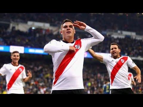 Juanfer Quintero ● Goles, lujos y jugadas 18/19 #1   River Plate