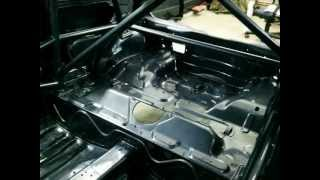 Fiat Cinquecento Sporting - remont blacharski 2010-2012 - Filip Janota RT