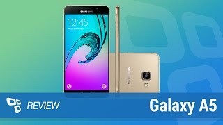 review (Anlise) do Samsung Galaxy A5 (2016)