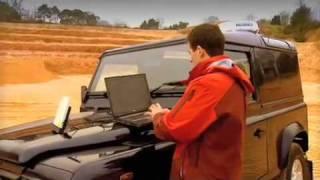 BGAN in Action - Explorer 500 - Portable Satellite Internet Solution