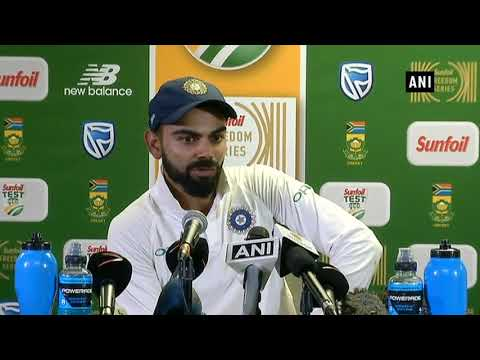 India vs South Africa: People showed lack of trust in us but we knew we can win, says Virat Kohli