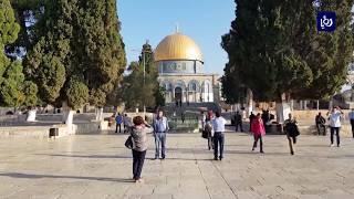 الحكومة تستنكر سماح سلطات الاحتلال بانتهاك حرمة المسجد الأقصى - (9-7-2018)
