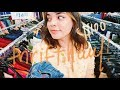 BACK TO SCHOOL THRIFTING & Try On Haul!