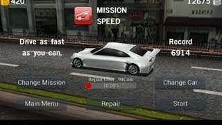 Dr Driving Android Game- Speed Mission
