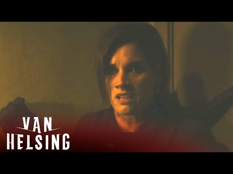 VAN HELSING | Season 2, Episode 7 Clip: Getting Juiced | SYFY