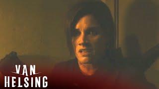 VAN HELSING | Season 2, Episode 7 Clip: Getting Juiced | SYFY