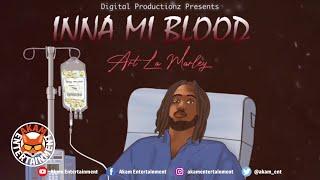 Art La Marley - Inna Mi Blood [Audio Visualizer]