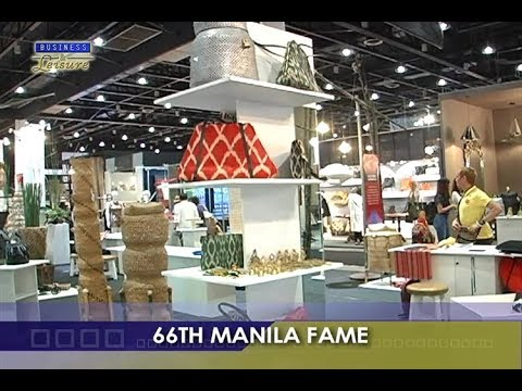 66TH MANILA FAME   BIZWATCH