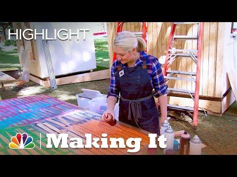 Making It - Making Space (Episode Highlight)