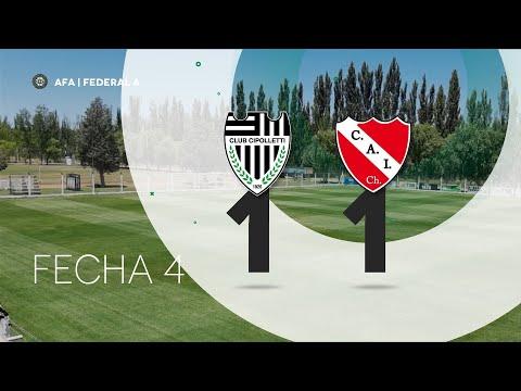 Fútbol en vivo: Cipolletti vs. Independiente Chivilcoy