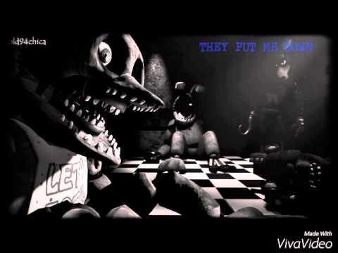 Fnaf 4 song quot home quot lyrics youtube
