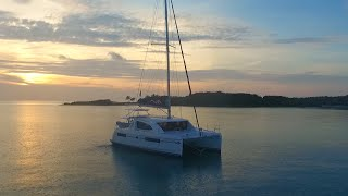 The Moorings 4000 Catamaran