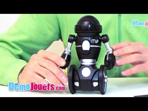 Test Robot Mip WowWee Silverlit Démo Jouets poster