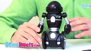 Test Robot Mip WowWee Silverlit Démo Jouets