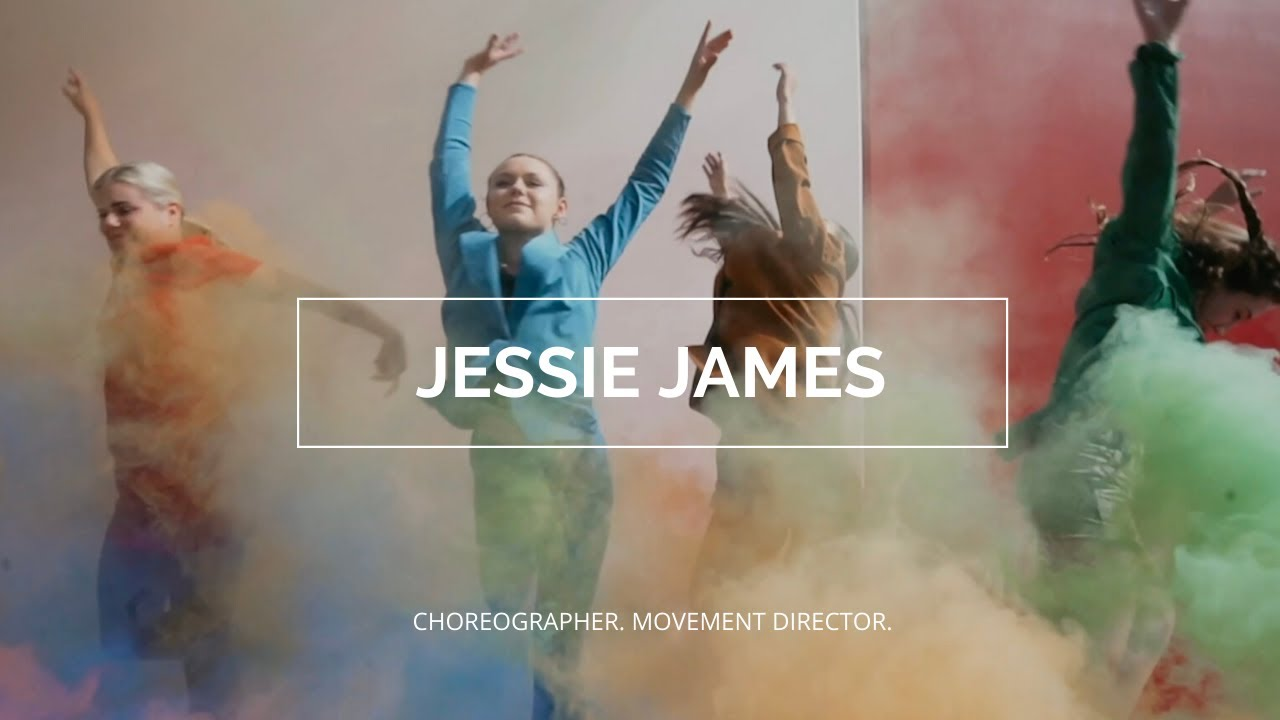 Jessie James Choreography Reel 2020