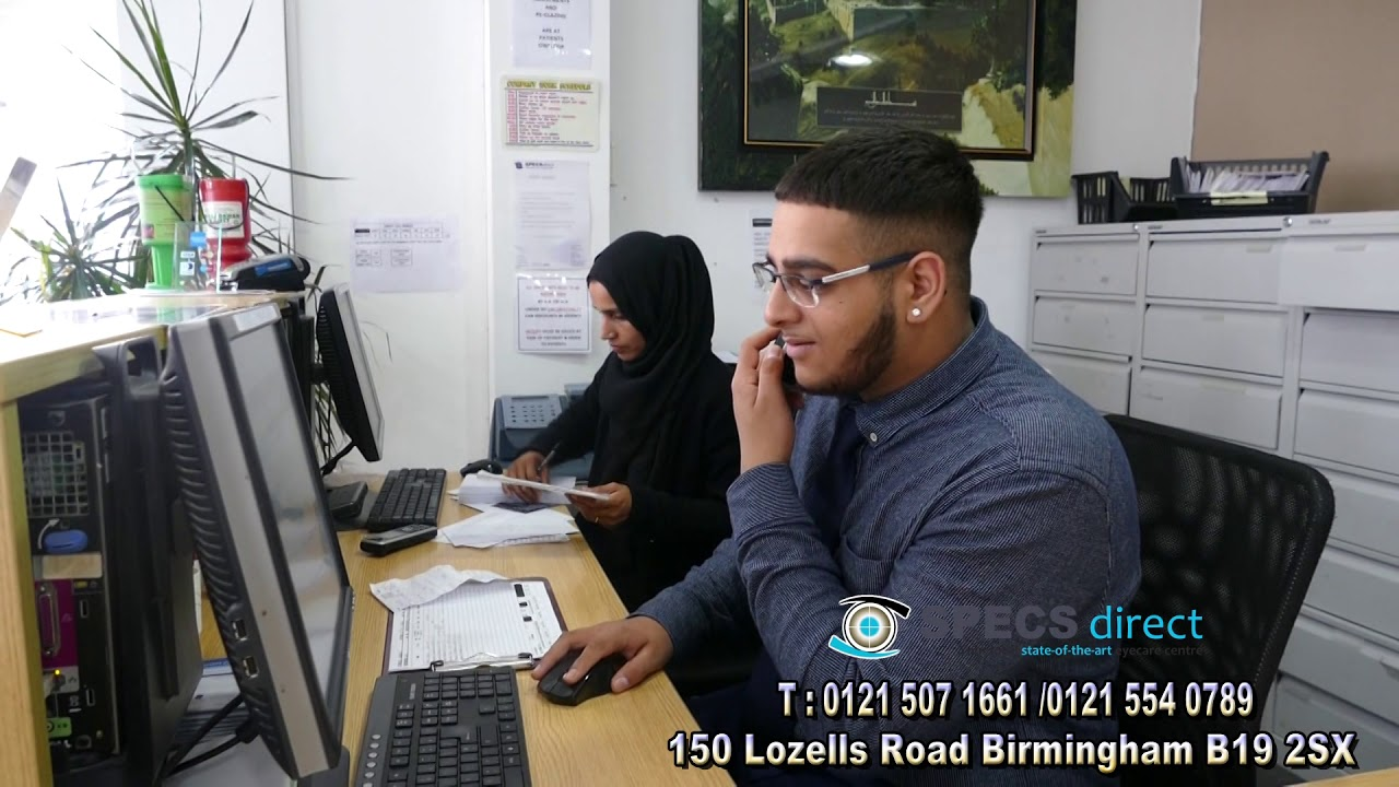 f66df30d1a3 Specs Direct Opticians and Contact lens centre - YouTube