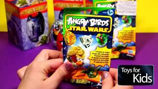 STAR WARS Звёздные Войны ANGRY BIRDS 2015 NEW
