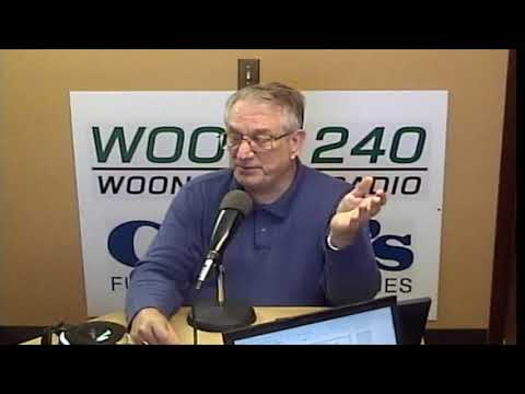 Dr  Markward WOON Radio 1240 AM Woonsocket, RI