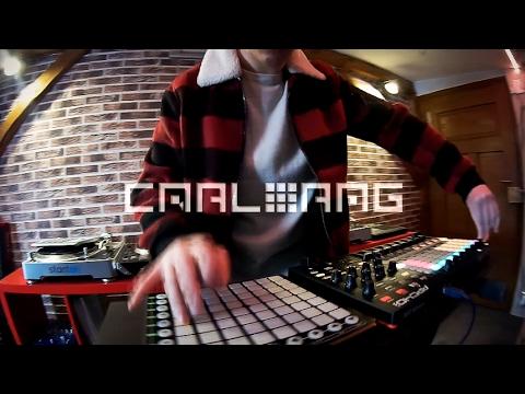 Delegation - Heartache No. 9 - Carl Rag Remix (Akai APC 40 mkII, Novation Launchpad)