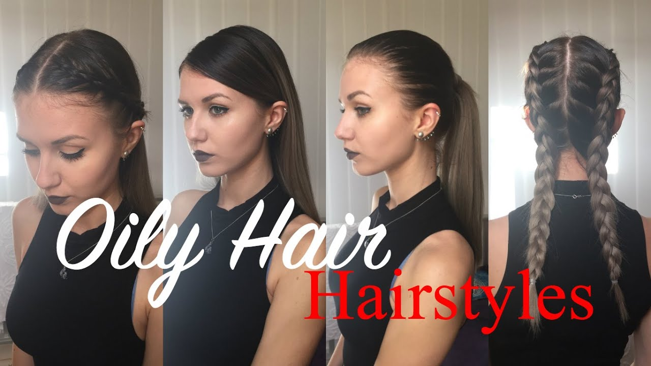 12 Cute and Easy Hairstyles for Greasy Hair That Hide Oily Roots