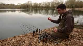The Importance of Being Noticed when Carp Fishing