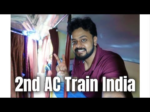 Amazing Train Journey | Mumbai - Ujjain | 2nd AC | Anshul Sharma