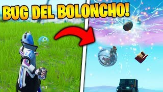 NEW BUG to GET THE BOLONCHO in BATTLE ROYALE!! FORTNITE SEASON X 😱