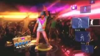 Dance Central - Poker Face Hard (Kinect) 5 Stars