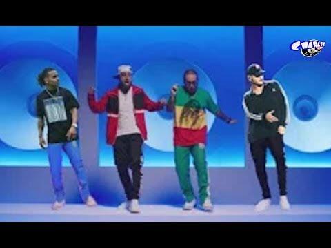Nicky Jam - X Remix ft. J Balvin, Maluna & Ozuna