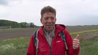 """Rutger maakt wandelroutes: """"Soms zie ik een nieuw weggetje, ontzettend tof"""""""