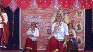 Mera Choondar Manga De O.......Haryanvi Folk Dance