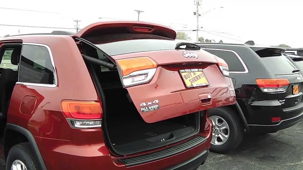 2014 jeep grand cherokee laredo suv red for sale dealer dayton troy piqua sidney ohio 26867t. Black Bedroom Furniture Sets. Home Design Ideas