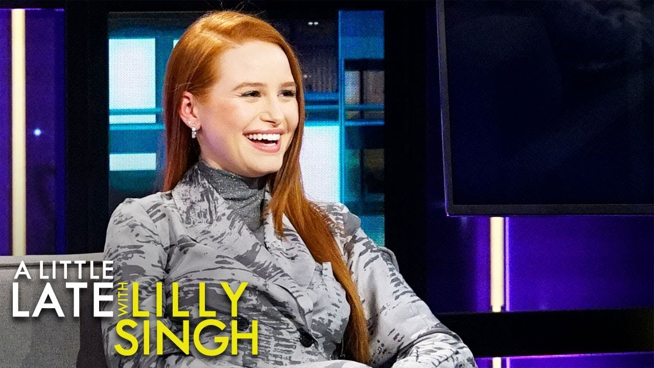 Madelaine Petsch Reveals Why Love Scenes with Friends Are Better