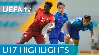 Watch the goals that took Portugal into their second final as they ...