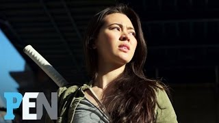 Iron Fist: Jessica Henwick Addresses Whitewashing Controversy & More | PEN | Entertainment Weekly Top 10 Video