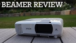 EPSON 3LCD Full HD Heimkino Beamer EH-TW650 | Review, Test & Meinung