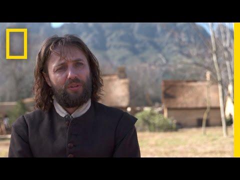 Vincent Kartheiser: Playing William Bradford | Saints & Strangers