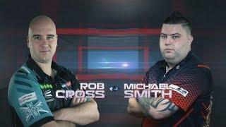 PDC Melbourne Darts Masters 2018 - Rob Cross vs Michael Smith Part 1/2