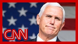 Vice President Mike Pence's four years of faithful service to President Donald Trump will culminate in a ceremonial act he's under increasing pressure not to perform., From YouTubeVideos