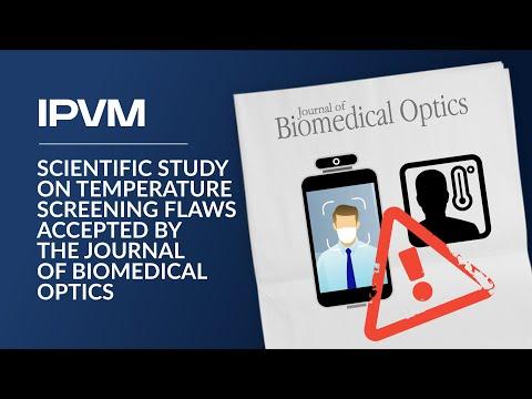 New IPVM Scientific Study Raises Alarm on COVID-19 Temperature...