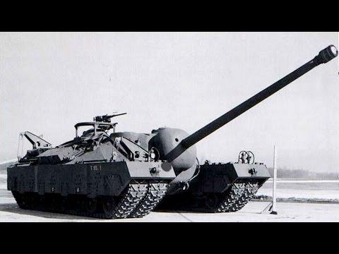 American Monster Tanks of WW1 & WW2