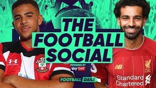 LIVE: Southampton 0-2 Liverpool | Mane & Firmino Score For The Reds