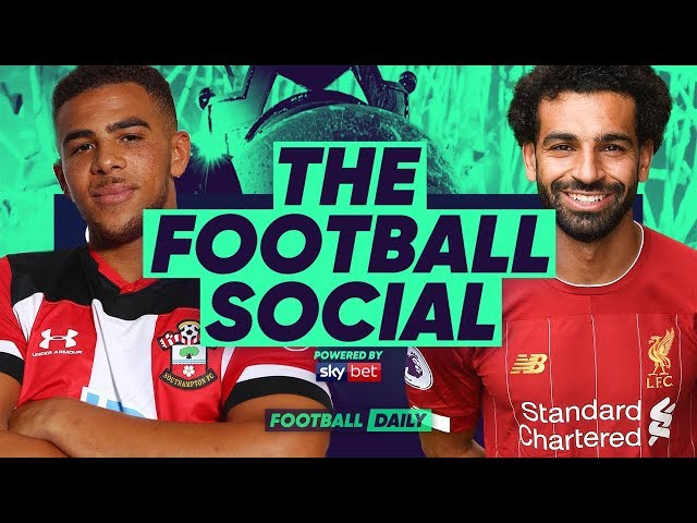 Southampton 1-2 Liverpool | Reds Survive Howler To Edge Saints