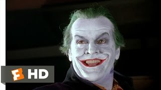 HD (1989) Joker diyebilirsin Batman (1/5) Video KLİP -