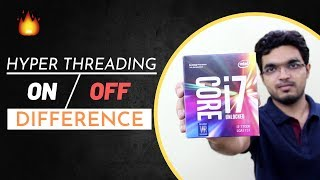 Intel's Hyper-Threading ON and OFF Difference - New Zombieload Flaw [in HINDI]