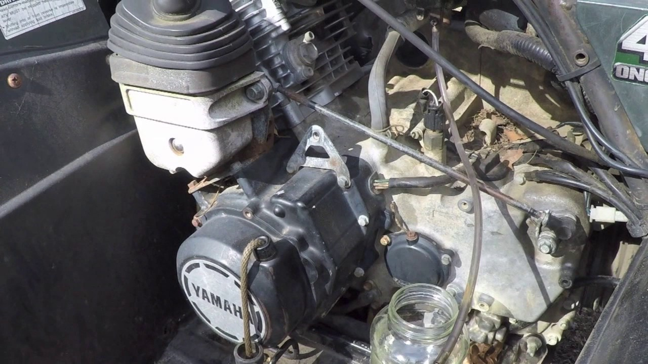 Carburetor For Yamaha Big Bear Yfm Wd X further  further Maxresdefault besides At also S L. on yamaha big bear 350 carburetor